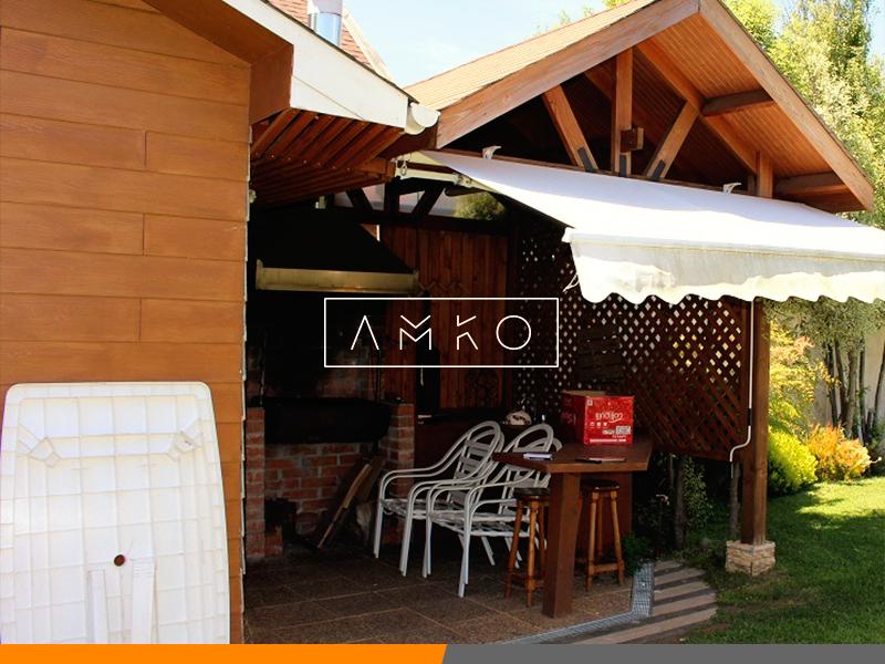 Quincho 2 y terraza en andalu amko quinchos y terrazas for Terrazas quinchos